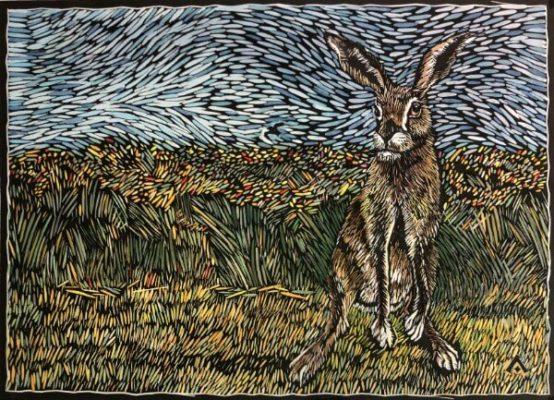 annemie-odendaal-handpainted-linocut-van-gogh-wheatfield-bunny.jpg